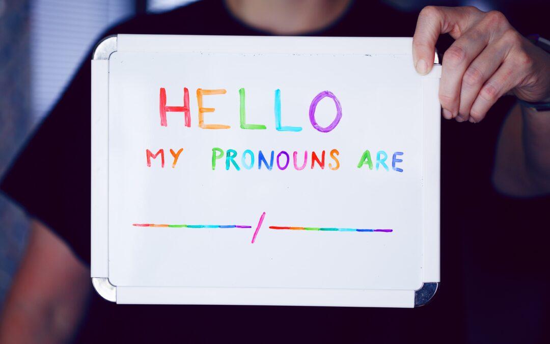 NLS —  Preferred pronouns/Biden stumbles again/Tapp receives compensation — 06.16.21