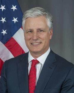 Robert O'Brien Talks Afghanistan, China and the Keep Idaho Red Rally