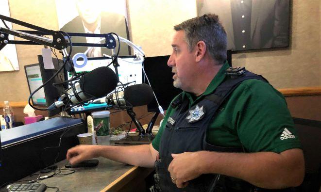 Deputy Dan Sperry Talks School Safety